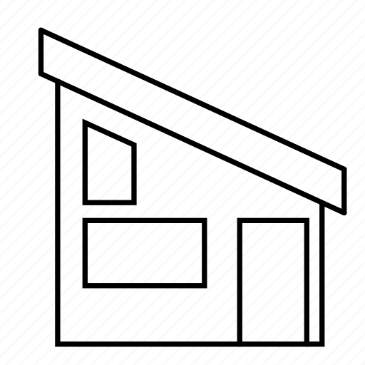 building, construction, document, house, office icon