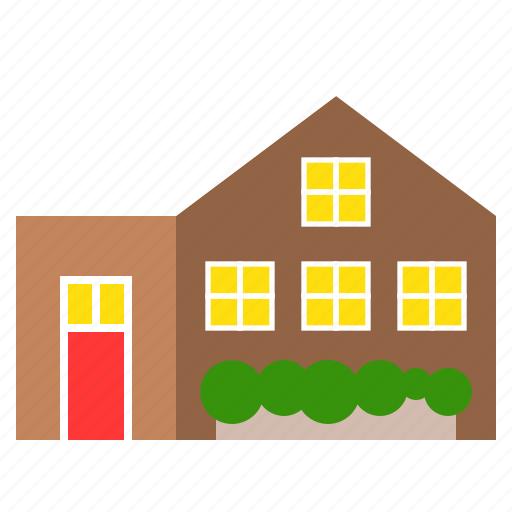 building, construction, cottage, home, house, real estate icon