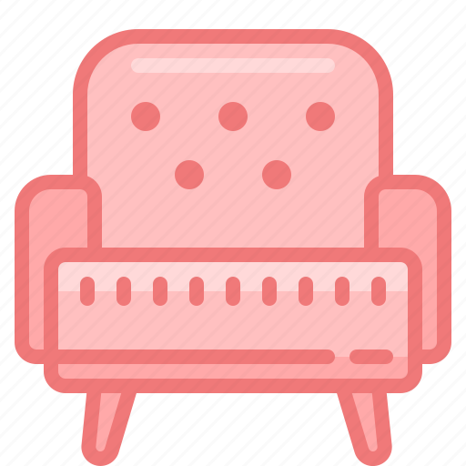 armchair, chair, furniture, house, interior, lounge icon