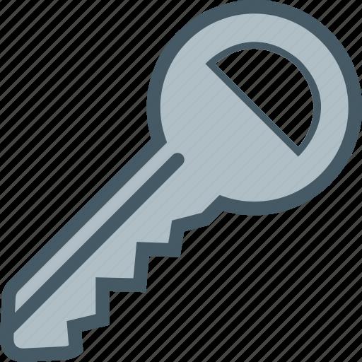 house, key, lock, property, security icon