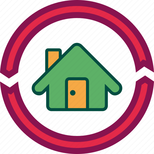 Home, house, property, renew, renovate icon - Download on Iconfinder