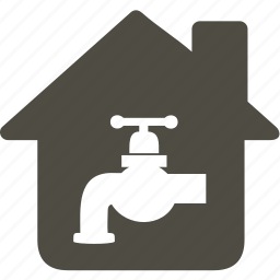 architecture, building, crane, home, house icon