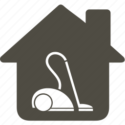 architecture, building, cleaner, home, house icon