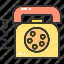 household, kitchenware, telephone, tool icon