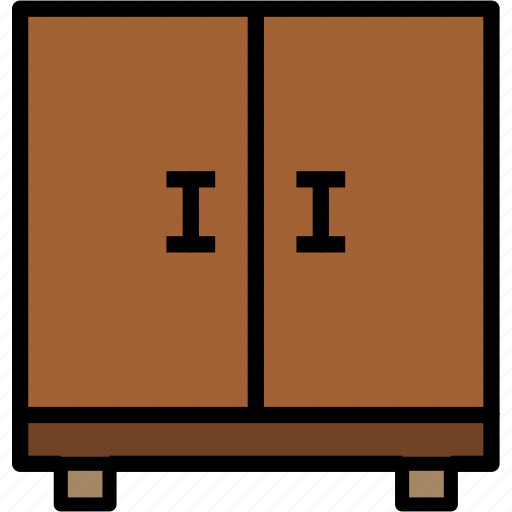 closet, equipment, furniture, home, household, object icon
