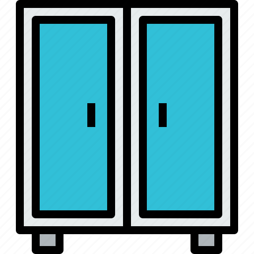 closet, equipment, home, household, object icon