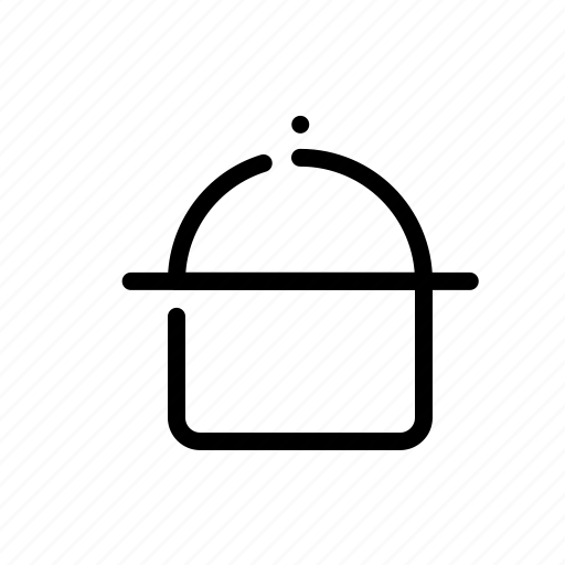 cook, cooking, kitchen, pot, tool icon