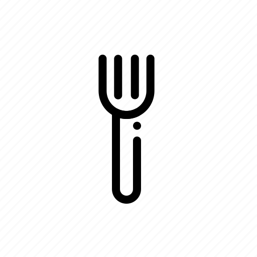 eat, food, fork, restaurant, utensil icon