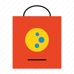 cleaning, clothes, colored, detergent, household, laundry, washing powder icon