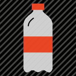 beverage, bottle, cola, colored, drink, household, lemonade bottle icon