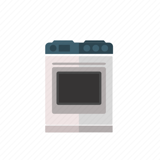 Cooker, cooking, household, household equipment, kitchen, oven icon - Download on Iconfinder