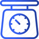 appliances, furniture, home, household, machine, scale, weight icon