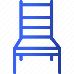 appliances, chair, furniture, home, household, interior, office icon