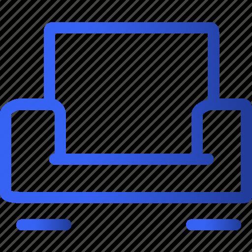 appliances, furniture, home, household, interior, single, sofa icon
