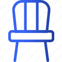 appliances, chair, furniture, home, household, interior, sitting icon