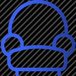appliances, furniture, home, household, interior, set, sofa icon