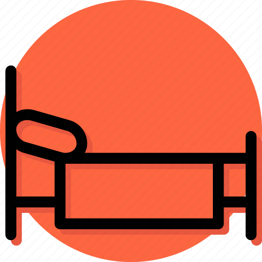 Appliance, furniture, home, house, household, interiror, bed icon - Download on Iconfinder