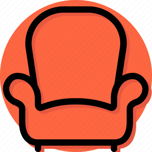 appliance, couch, furniture, home, house, household, sofa icon