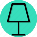 appliance, furniture, home, house, household, interiror, lamp icon