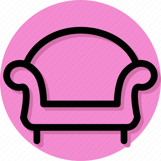 Appliance, furniture, home, house, household, couch, sofa icon - Download on Iconfinder