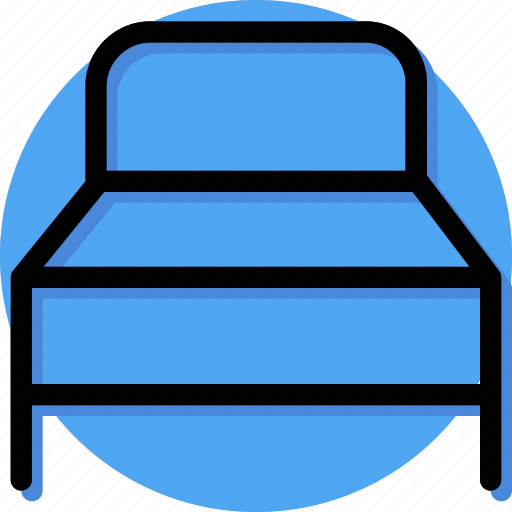 appliance, bed, furniture, home, house, household, interiror icon
