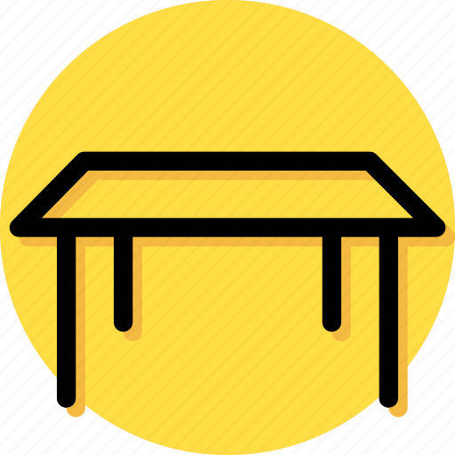 Appliance, furniture, home, house, household, interiror, table icon - Download on Iconfinder
