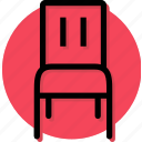 appliance, chair, furniture, home, house, household, interiror icon