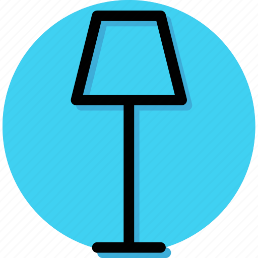 appliance, furniture, home, house, household, lamp, light icon