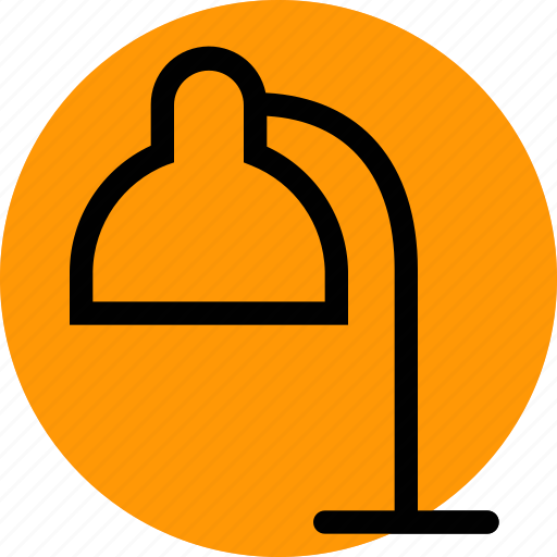 Appliance, furniture, home, house, household, lamp, light icon - Download on Iconfinder