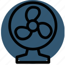 appliance, furniture, home, house, household, interiror, table fan icon