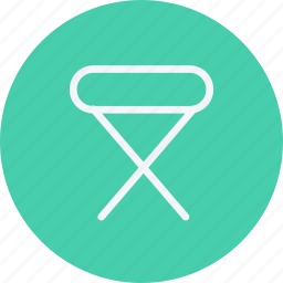 board, furniture, home, house, household, ironing, room icon