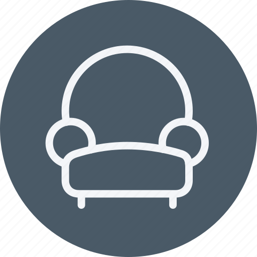 appliances, armchair, furniture, home, house, household, sofa icon