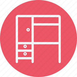 appliances, closet, furniture, home, house, household, room icon