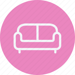 appliances, couch, furniture, home, house, household, sofa icon