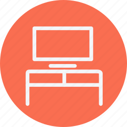 appliances, desk, furniture, home, house, household, room icon