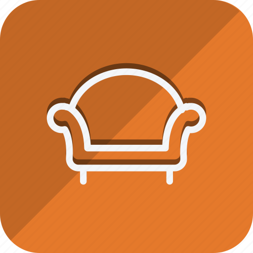appliances, furniture, house, household, interior, room, sofa icon