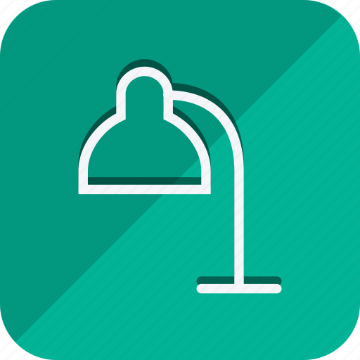 appliances, furniture, house, household, interior, lamp, room icon