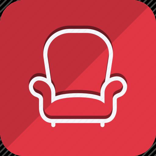 appliances, furniture, house, household, interior, room, sofa icon