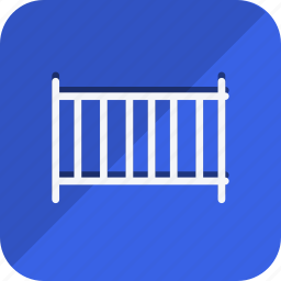 appliances, cradle, furniture, house, household, interior, room icon
