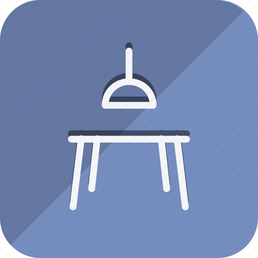 appliances, furniture, house, household, interior, light, room icon