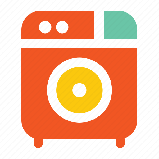 clean, clothes, cloths, machine, wash, washing, washing machine icon