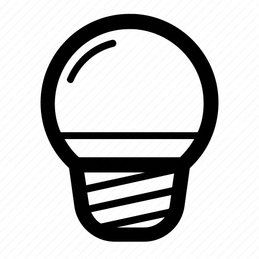 bulb, idea, inspiration, led, light, lightbulb, lighting icon
