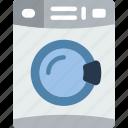 appliance, furniture, household, kitchen, machine, washing