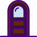 appliance, door, furniture, household, kitchen icon