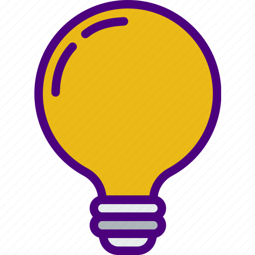 appliance, bulb, furniture, household, kitchen, light icon