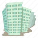 architecture, building, business, cartoon, city, design, urban icon