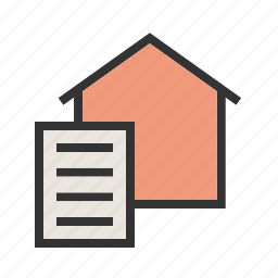 business, document, documents, files, paper, paperwork, signing icon