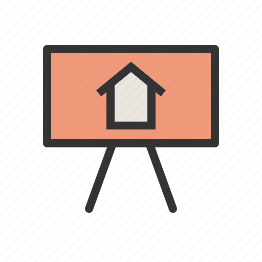 Creativity, drawing, hand, home, house, sketch icon - Download on Iconfinder