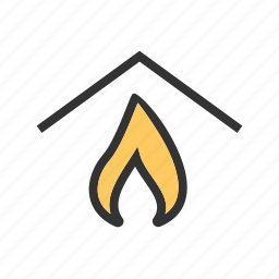 business, contract, finance, insurance, office, protection, safety icon