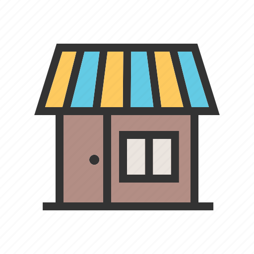 Building, center, mall, retail, shop, shopping, store icon - Download on Iconfinder